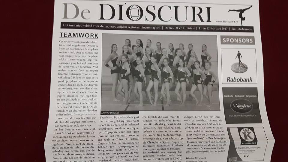 De Dioscuri